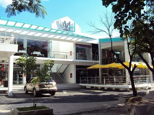 Villa Morra Hall