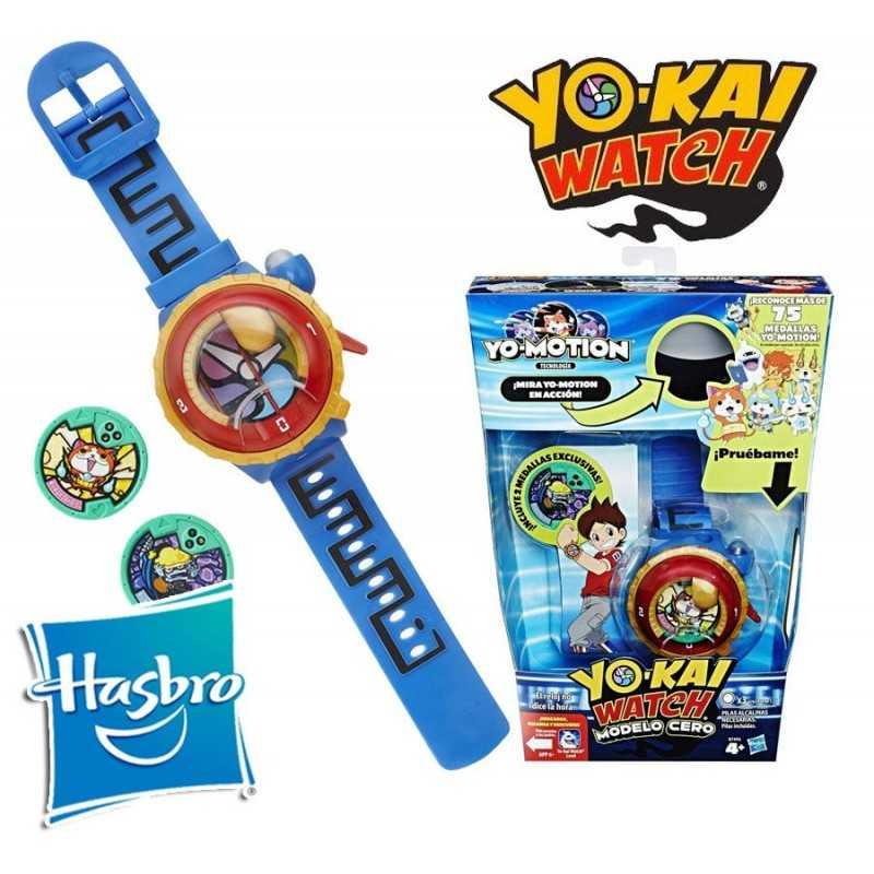 Reloj YO-KAI - Modelo Zero - Hasbro