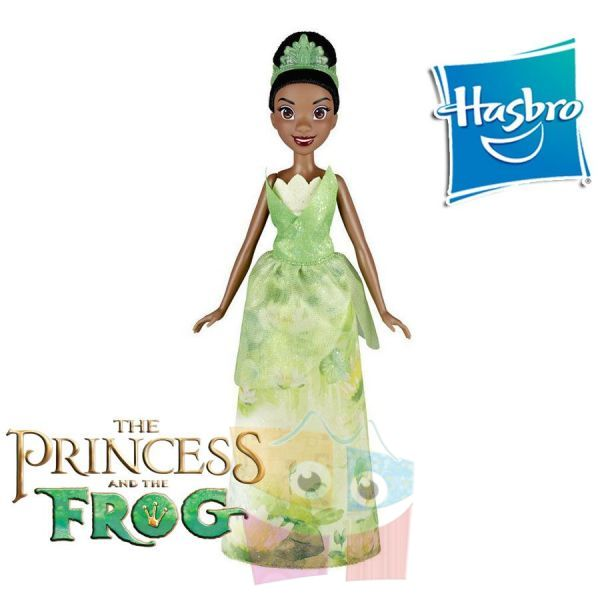 Muñeca Tiana Royal Shimmer Disney Princess - Hasbro