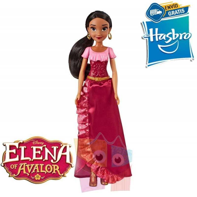Disney Elena de Avalor - Muñeca de moda - Hasbro