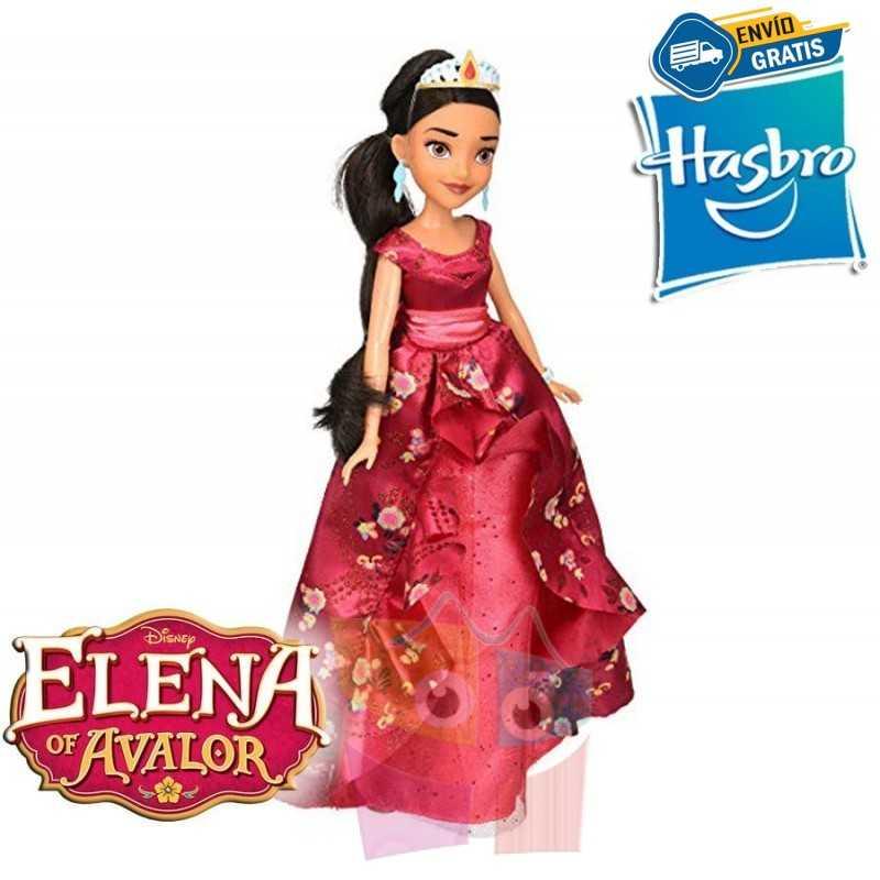 Disney Elena de Avalor - Vestido Real - Hasbro