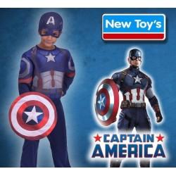 Disfraz Capitan America Avengers - New Toys