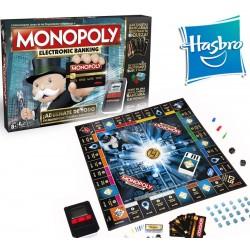 Monopoly Banco electrónico - Hasbro