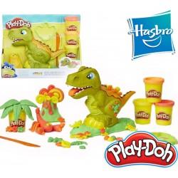 Rex el Dinosaurio - Play-Doh - Hasbro