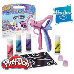 DohVinci Kit inicial con herramientas de sello y raspado - Play-Doh - Hasbro