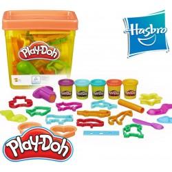 Cubo de diversión - Play-Doh - Hasbro