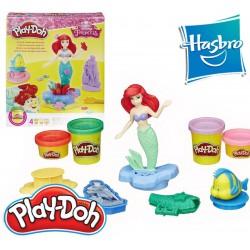 Ariel y sus amigos del mar Disney Princess - Play-Doh - Hasbro