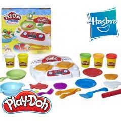 Creaciones de Cocina a la sartén - Play-Doh - Hasbro