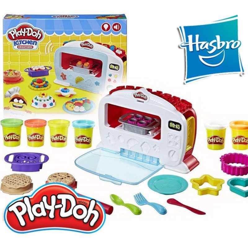 Kitchen Creations - Hornito mágico - Play-Doh - Hasbro