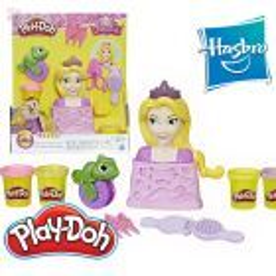 Salón de belleza con la princesa Rapunzel Disney - Play-Doh - Hasbro