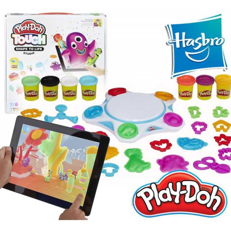 Play-Doh Touch Estudio Creaciones animadas - Play-Doh - Hasbro