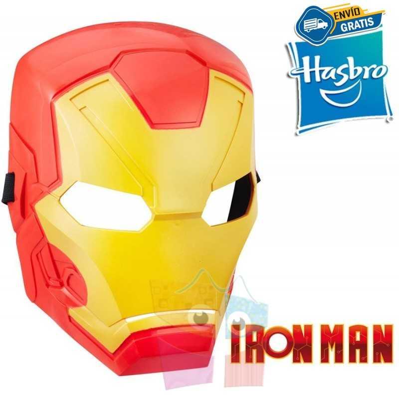 Mascara Iron Man Avengers - Hasbro