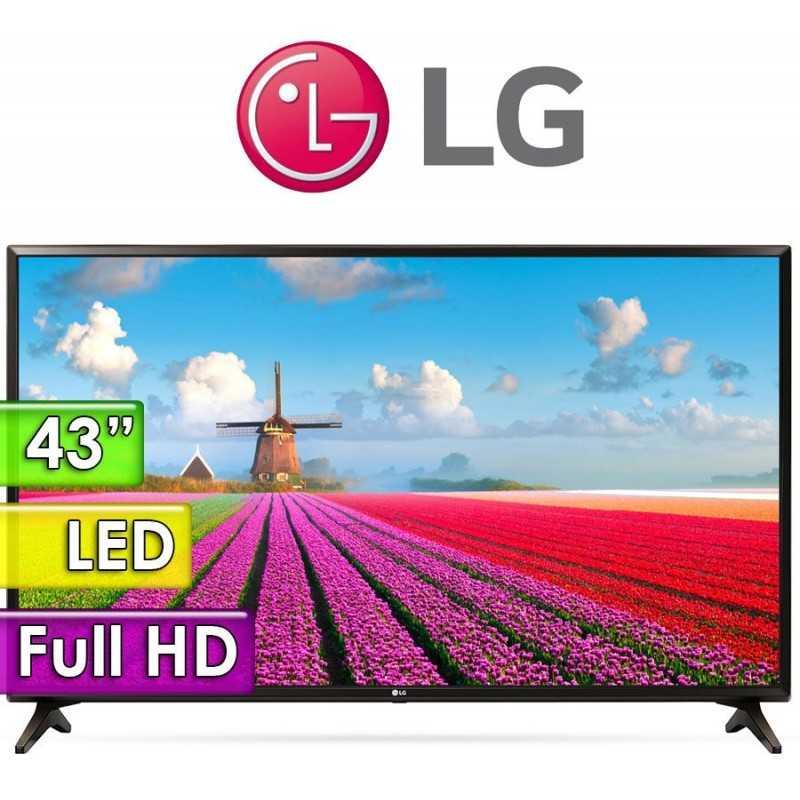 """TV Led Full HD 43"""" - LG - 43LJ5000"""