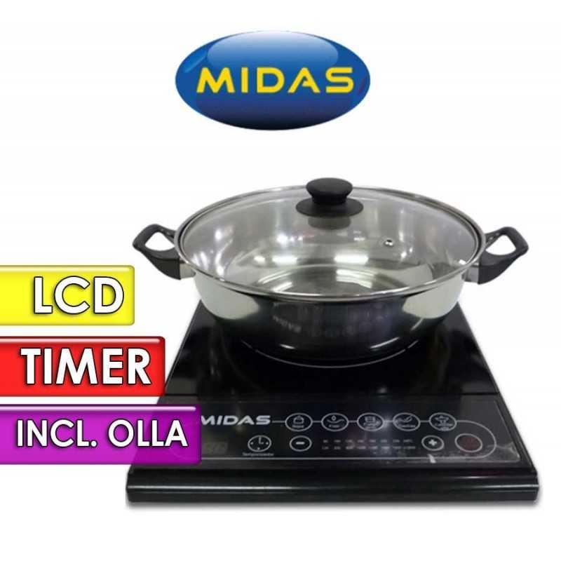 Cocina a Inducción - Midas - MD-PI2106