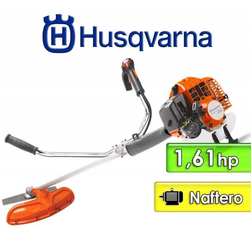 Desmalezadora Motor Naftero 1,61 hp - Husqvarna - 236R