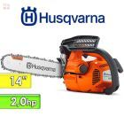 """Motosierra 14"""" Cilindrada 35,2 cm3 y Potencia 2,0 hp - Husqvarna - T435"""