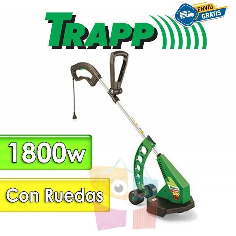 Bordeadora con ruedas - Trapp - Turbo Master 1800