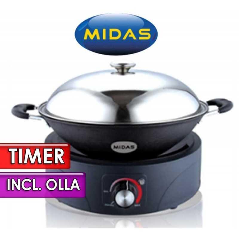 Cocina a Inducción - Midas - MD-PI230