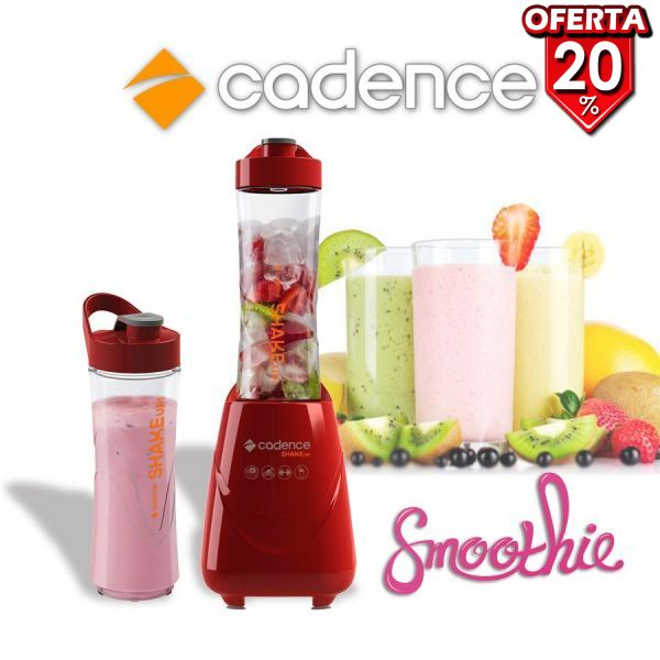 Licuadora Shake Up para Smoothie - Cadence - BLD600