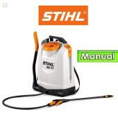 Fumigadora Manual - Stihl - SG 71