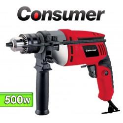 Taladro Percutor 500W - Consumer - 132