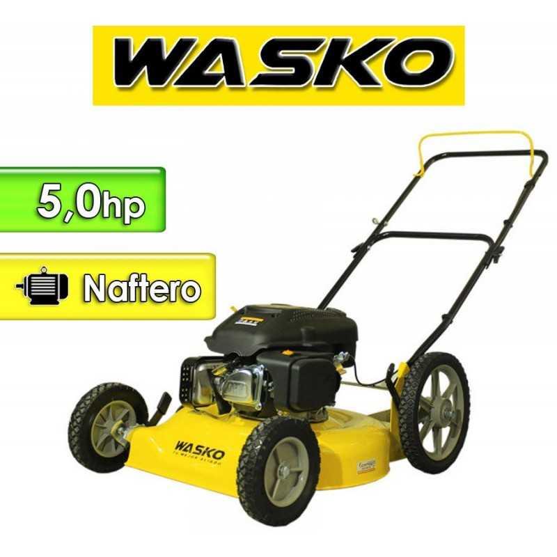 Corta Pasto de Motor Naftero 5 hp - Wasko - GSA20NNW