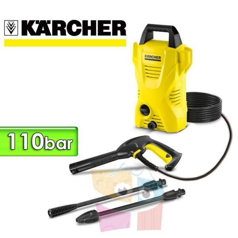 Hidrolavadora - Karcher - K2 Basic
