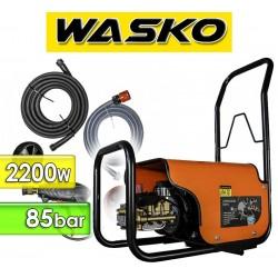 Hidrolavadora Comercial 2200 W Presion 85 bar - Wasko - FORTEW