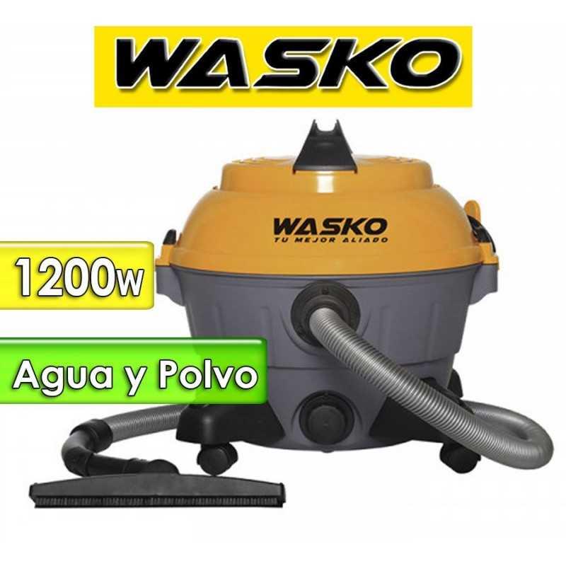 Aspiradora 2200 W - Wasko - DUSTERW