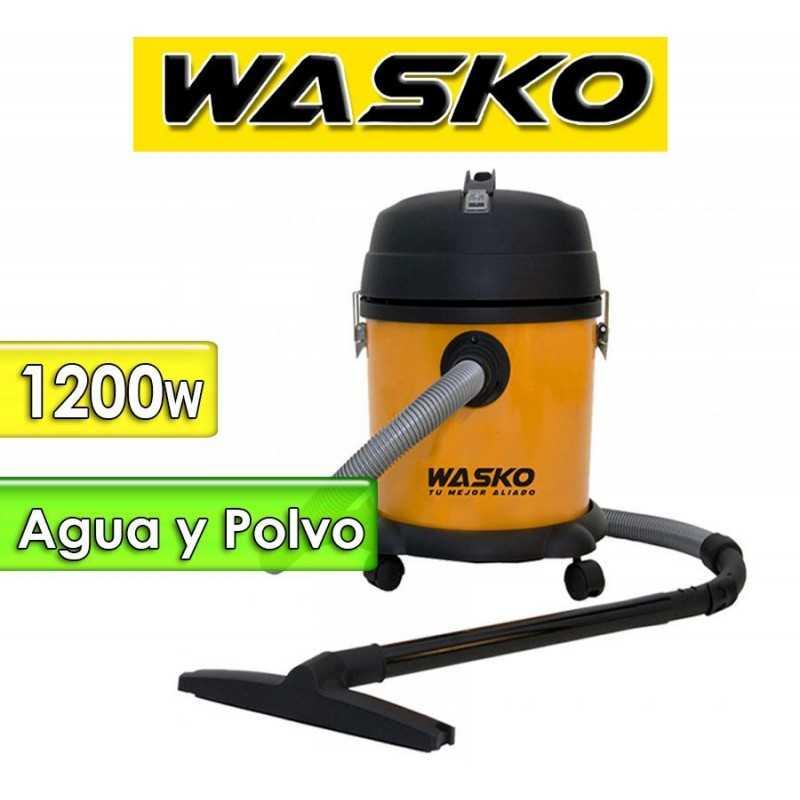 Aspiradora 1200 W - Wasko - ENERGYW