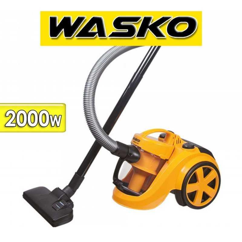 Aspiradora 2000 W - Wasko - ATURBOSW