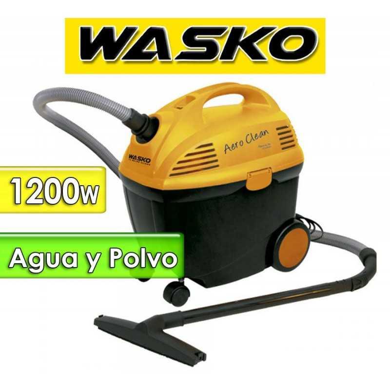 Aspiradora 1200 W - Wasko - AERO CLEANW