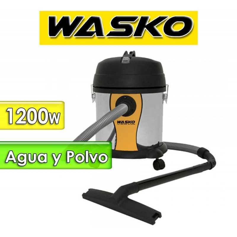 Aspiradora 1200 W - Wasko - INOX20W