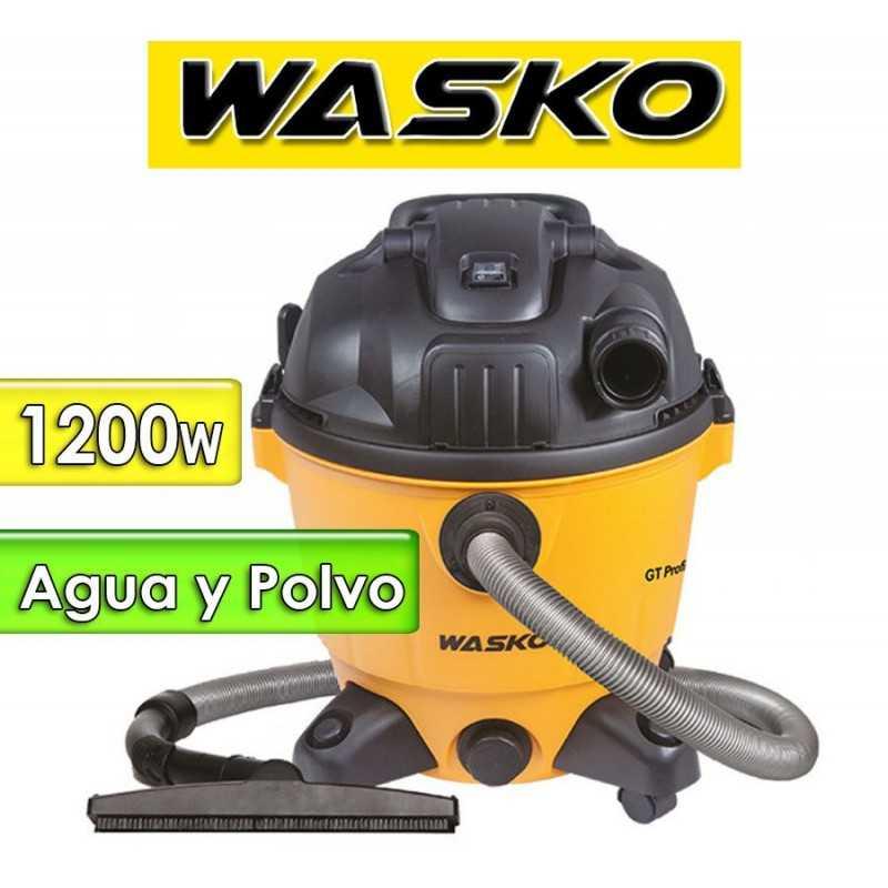 Aspiradora 1200 W - Wasko - GTPROFITW
