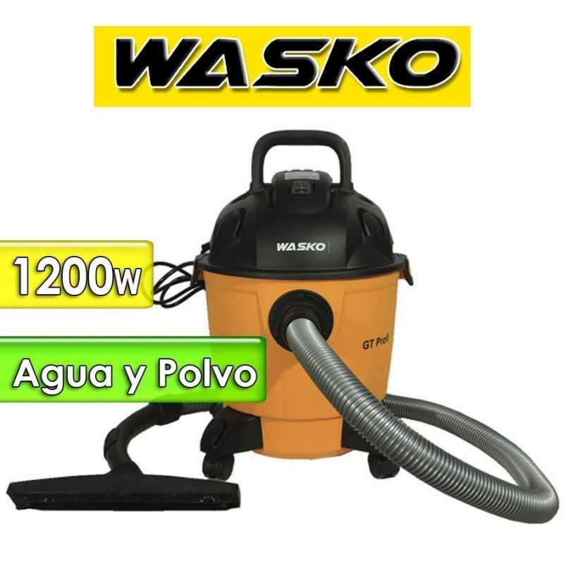 Aspiradora 1200 W - Wasko - GTPROFIW
