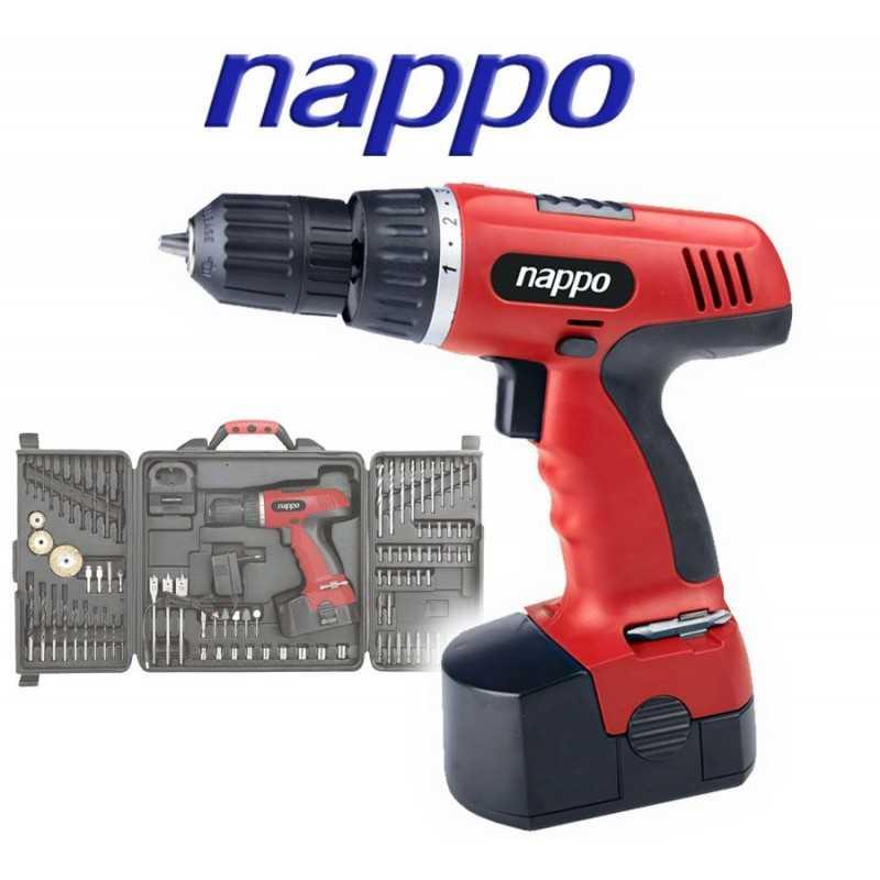 Taladro Inalambrico - Nappo - NHTI-002