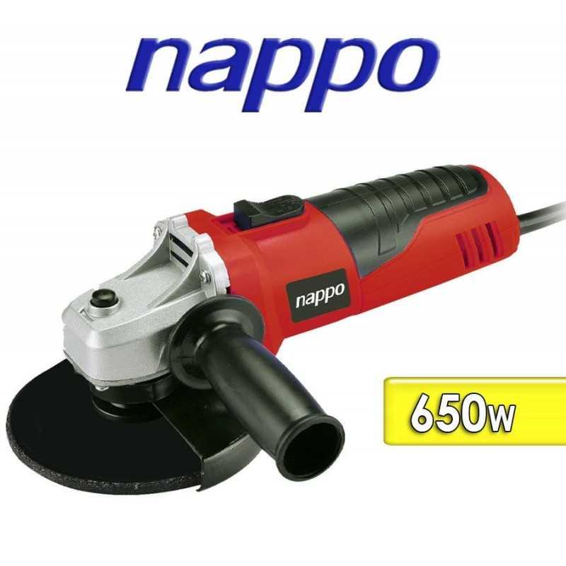 Amoladora Angular 650W - Nappo - NHA-003