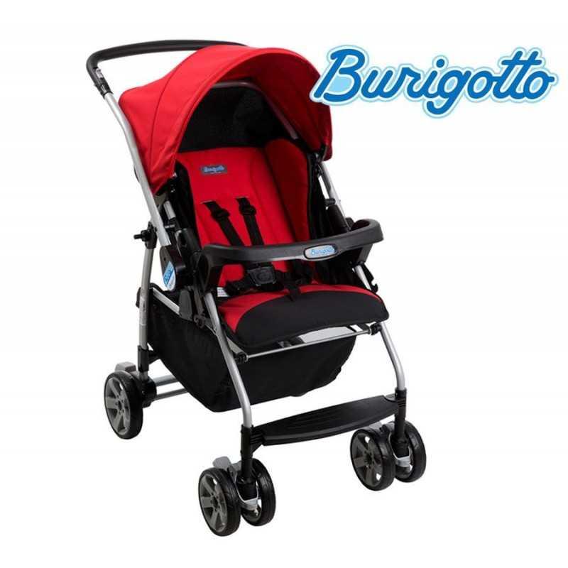 Carrito de bebé Rio K Rojo - Burigotto - IXCA2056PR03