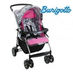 Carrito de bebé Rio K Grafito Rosa - Burigotto - IXCA2056PR41
