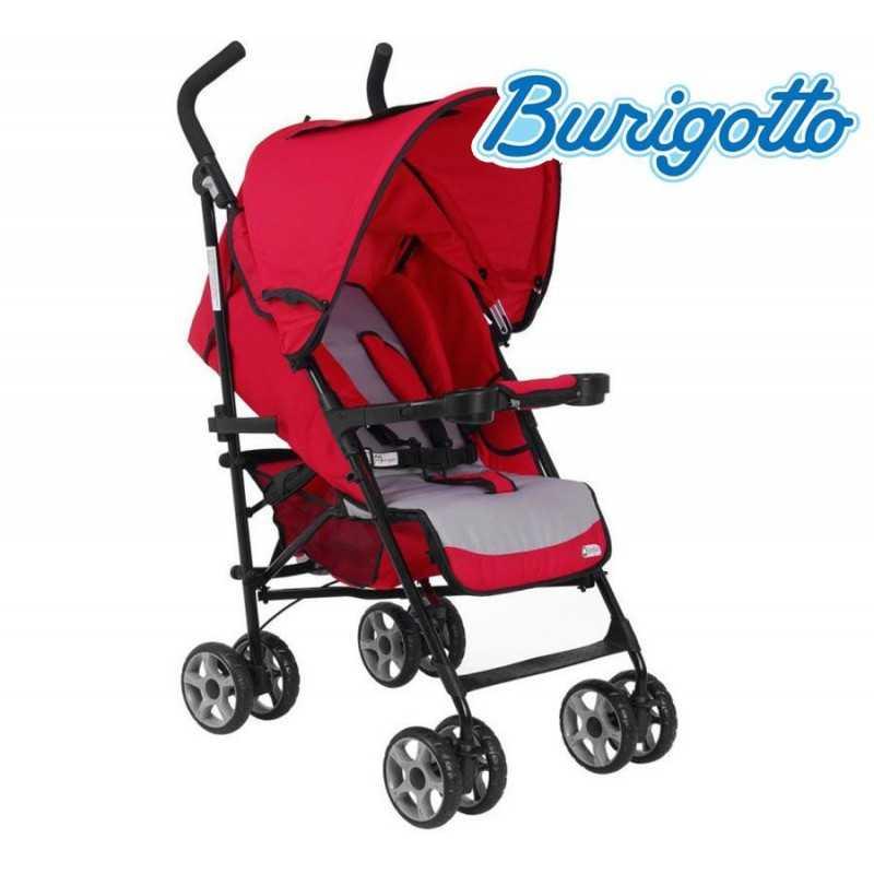 Carrito de bebé - Burigotto - Sunshine Rojo IXCA5053PRC9