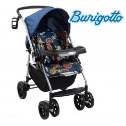 Carrito de bebé - Burigotto - AT6 K - Bike Azul