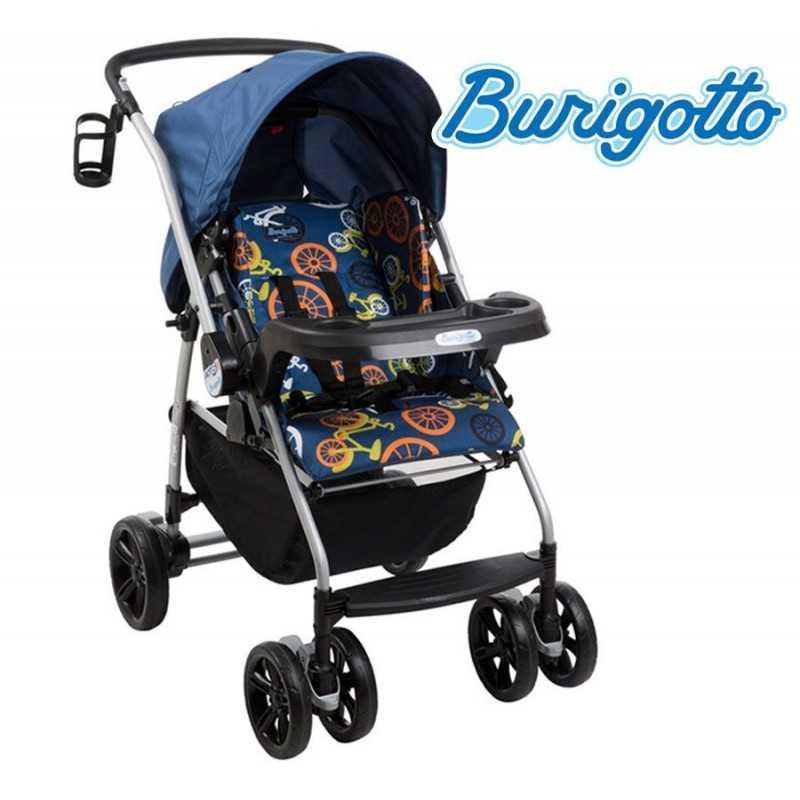 Carrito de bebé - Burigotto - AT6 2055 Bike Azul