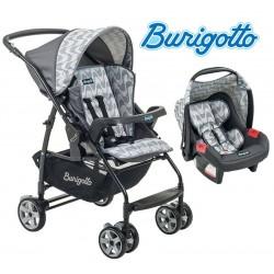 Carrito de bebé Rio K Copacabana + Baby Seat Touring Evolution - Burigotto - IXCJ4016PR57