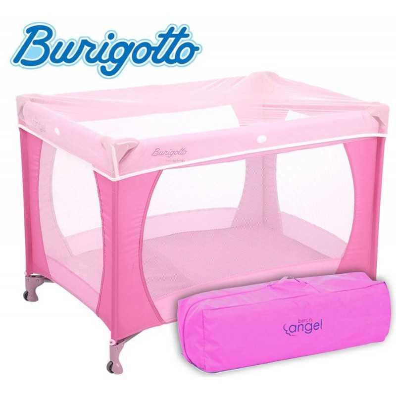 Cuna Corralito - Burigotto - Angel Rosa IXBE5045PKC7
