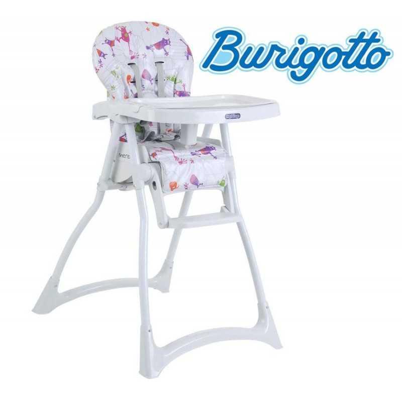Sillita de alimentación para bebé - Burigotto - Merenda IMSMER Monstrinhos IXCR3047GLE8