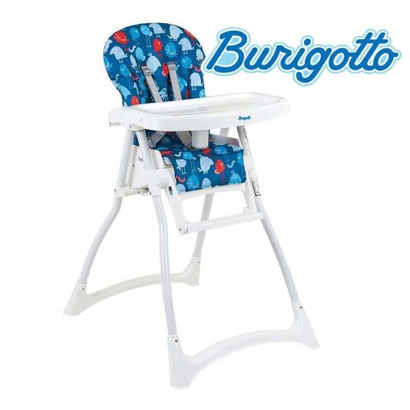 Sillita de alimentación para bebé - Burigotto - Merenda IMSMER Passarinho