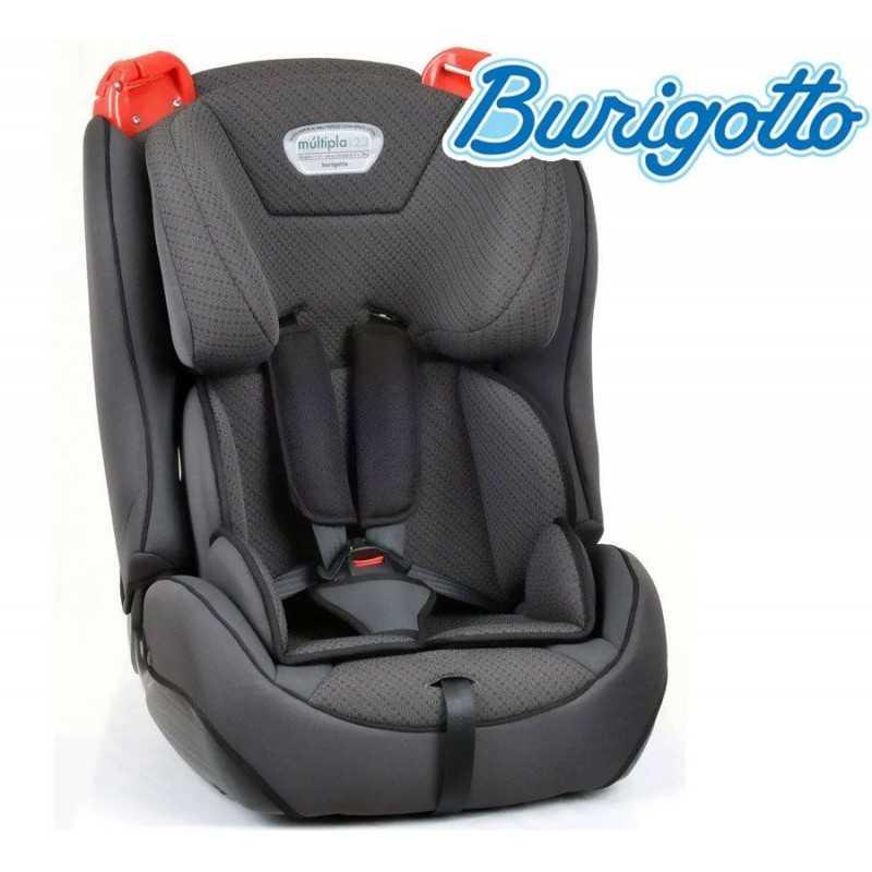 Asiento para auto para bebés y niños - Burigotto - Multipla Gris IXAU3037PR90