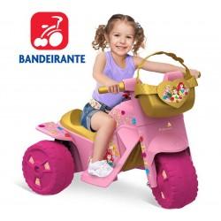 Moto Princesas Disney a Bateria - Bandeirante - 3102