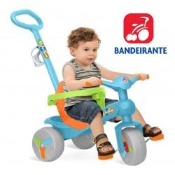 Triciclo Veloban Paseo Celeste - Bandeirante - 243