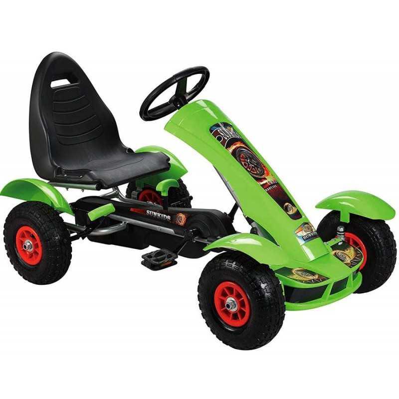 Karting a Pedal - Smart Kids - Para 5 a 11 años